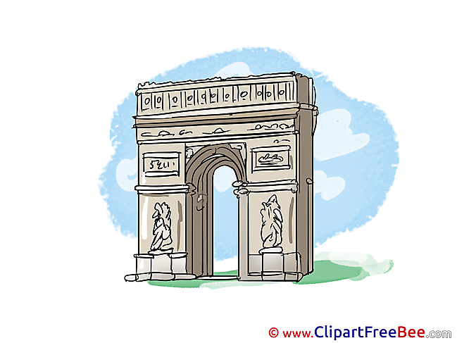 Triumphal Arch download Clip Art for free