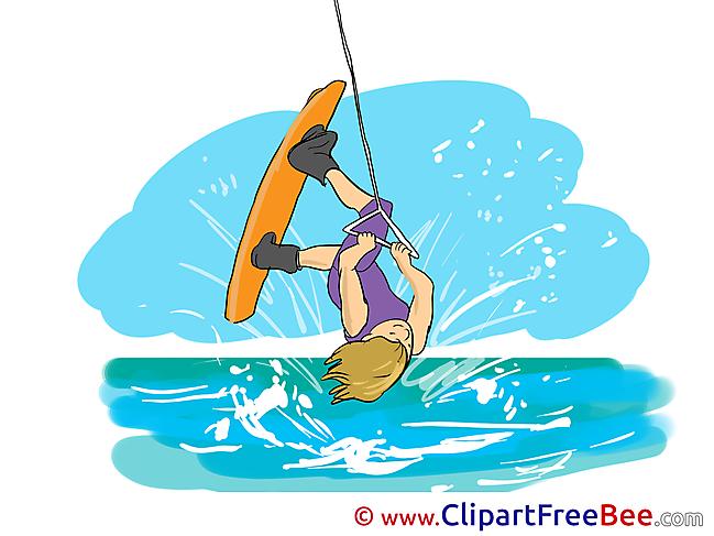 Wakeboard Pics free Illustration