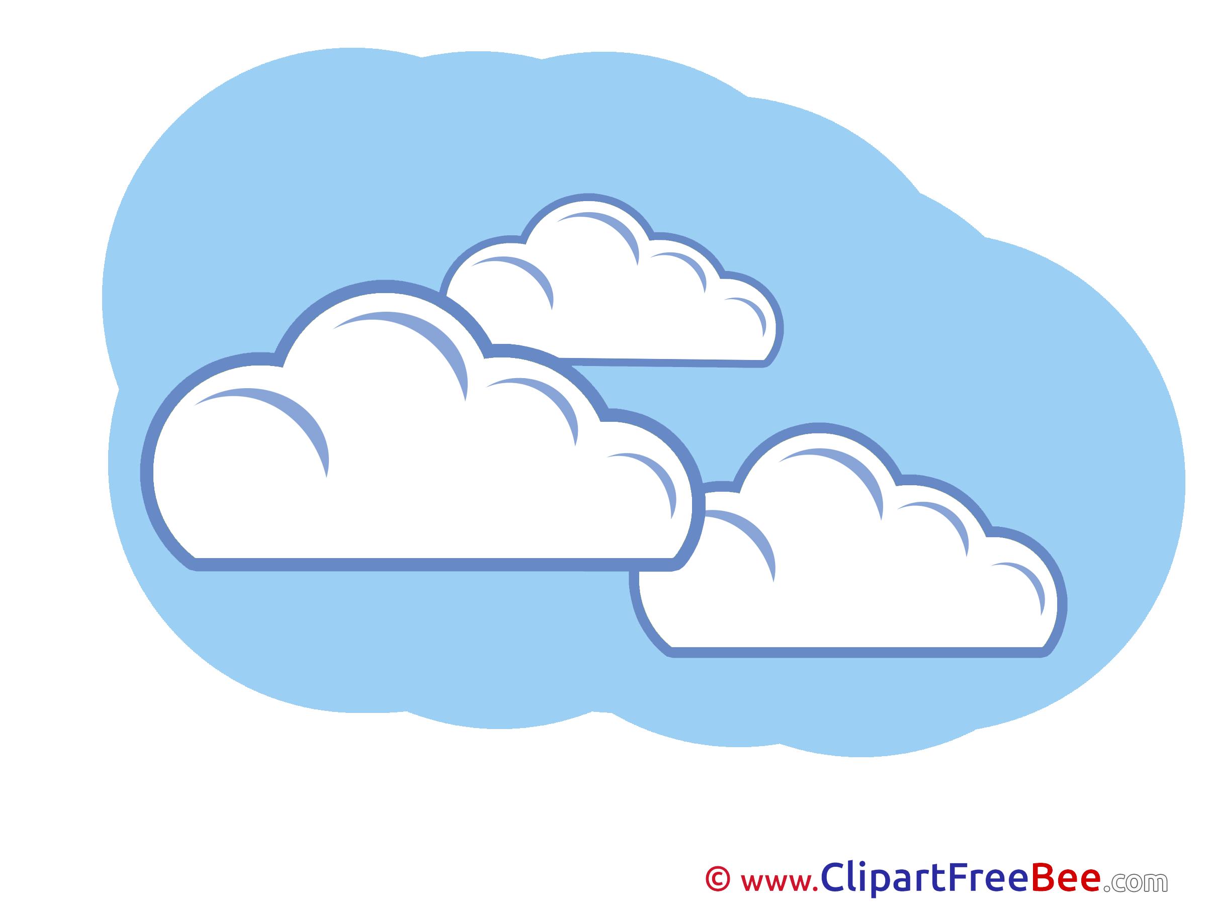 Image Clouds Sky download printable Illustrations
