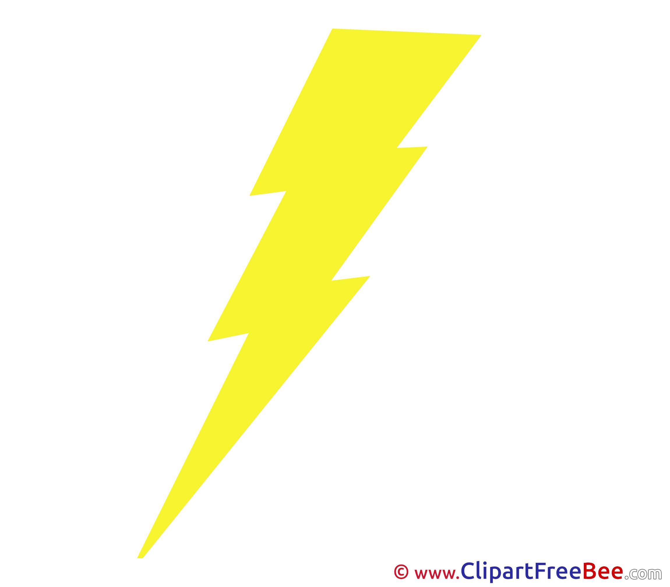 Lightning Clipart free Image download