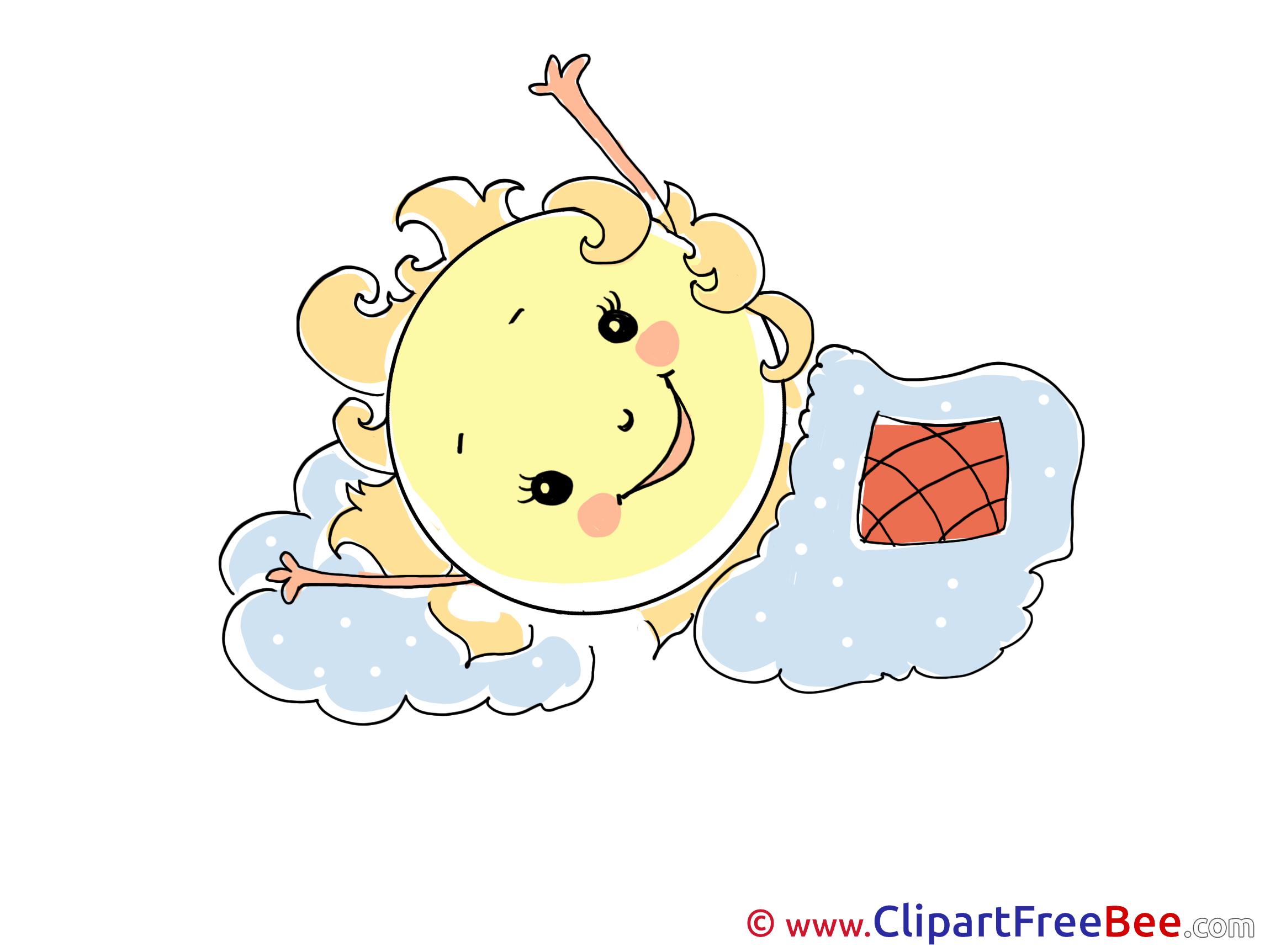 Morning Sun free Illustration download