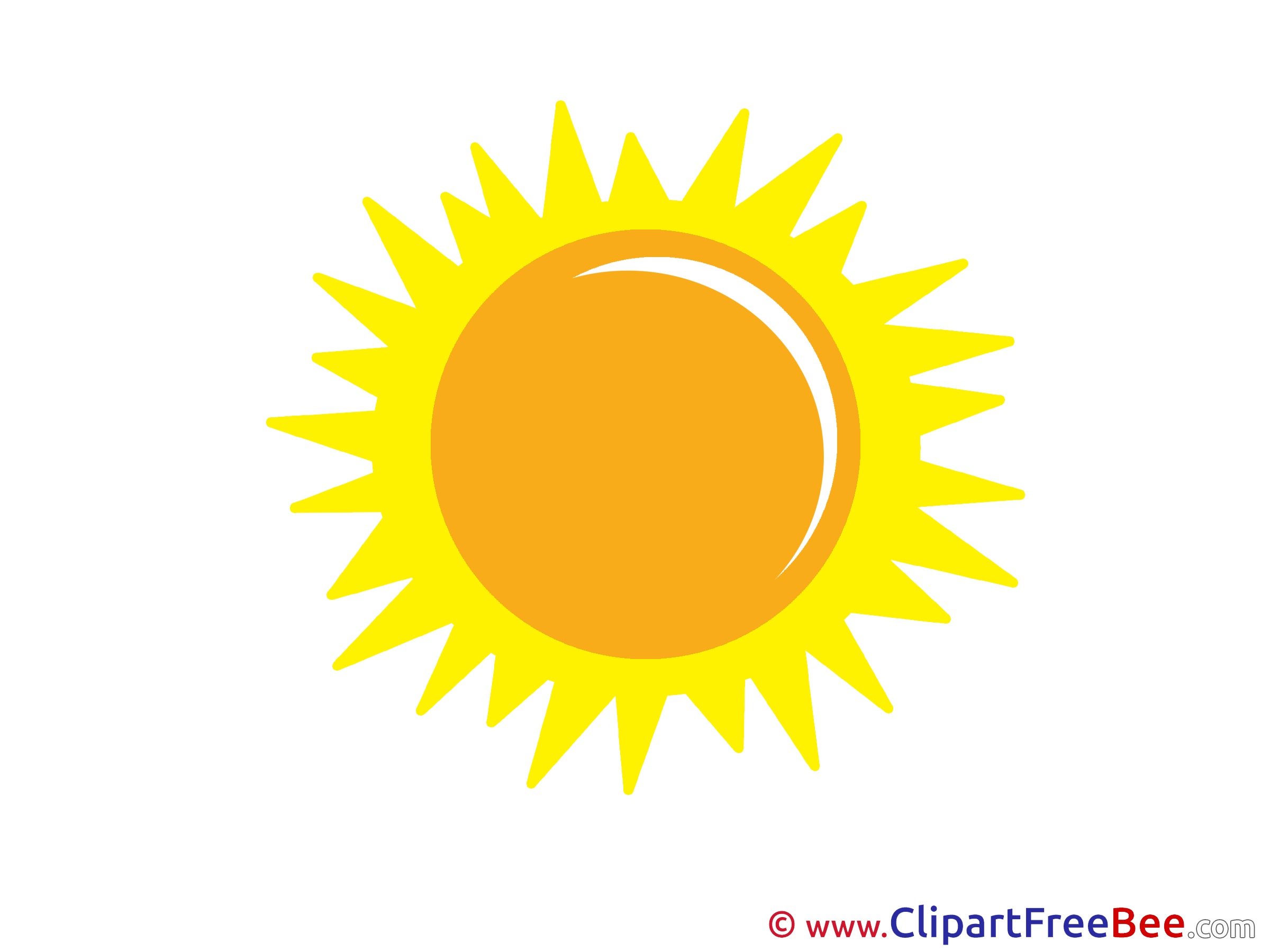 Sun Clipart free Image download