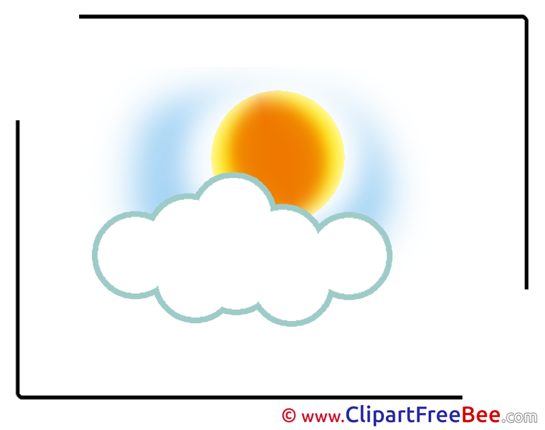 Sun Clouds Pics free download Image