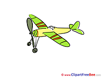 Airplanes download Illustration