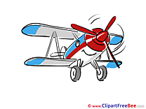Cliparts Airplanes for free