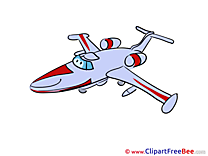 Free Cliparts Airplanes