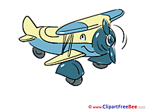 Pics Airplanes free Cliparts