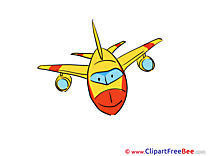 Printable Airplanes Images