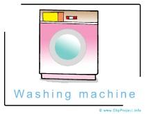 Washing Machine  Image Clip Art free