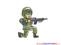 Army Illustrations for free