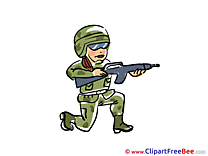 Soldier printable Army Images