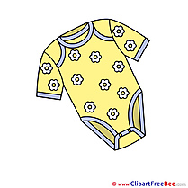 Clothing Pajamas Baby Illustrations for free