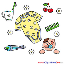 Kindergarten Cliparts Baby for free