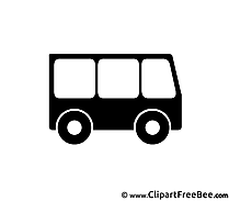 Bus Clipart free Illustrations