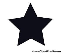 Star Pics printable Cliparts