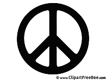 Symbol Peace Clip Art download for free