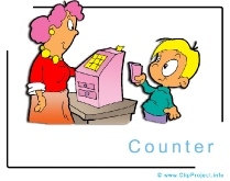 Counter Clipart Image - Business Clipart Images for free