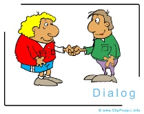 Dialog Clipart Image - Business Clipart Images for free