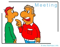 Meeting Clipart Image - Business Clipart Images for free