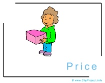 Price Clipart Image - Business Clipart Images for free
