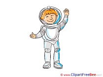Astronaut Pics free download Image