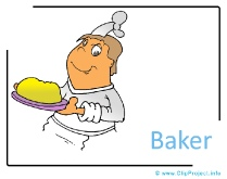 Baker Clipart Image - Career Clipart Images