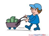 Buyer Boy free Illustration download