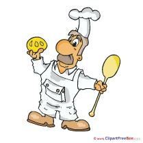 Chef Bun free Illustration download