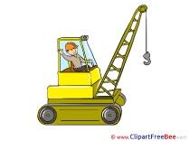 Crane free Illustration download