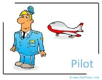 Pilot Clipart Image free
