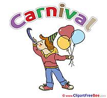 Balloons Holiday Clip Art download Carnival