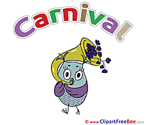 Owl download Carnival Illustrations