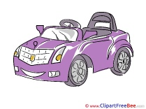 Convertible Car download Clip Art for free
