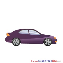 Four-door Sedan Clipart free Illustrations
