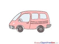 Minivan Images download free Cliparts