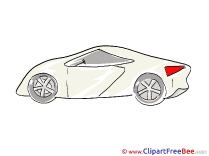Sport Car download Clip Art for free