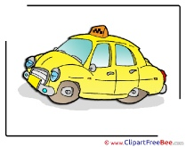 Taxi Pics download Illustration