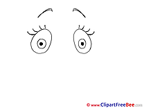 Big Eyes download Clip Art for free