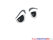 Black Eyes Pics download Illustration