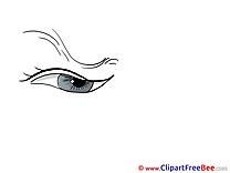 Eye download printable Illustrations