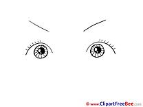 Free Eyes Illustration download