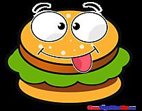 Hamburger Clip Art download for free