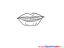Lips download Clip Art for free