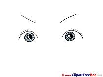 Open Eyes free Illustration download