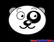 Panda printable Images for download