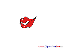 Red Lips Images download free Cliparts
