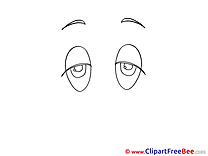 Tired Look Images download free Cliparts