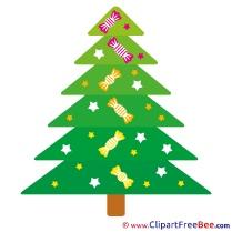 Christmas Tree download Illustration
