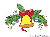 Jingle Bell download Christmas Illustrations