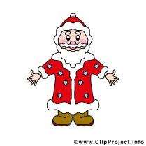 Santa Clip Art gratis